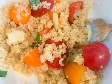 Caprese Quinoa Recipe