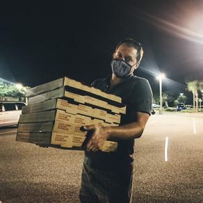 Pizza Prank Gone Right