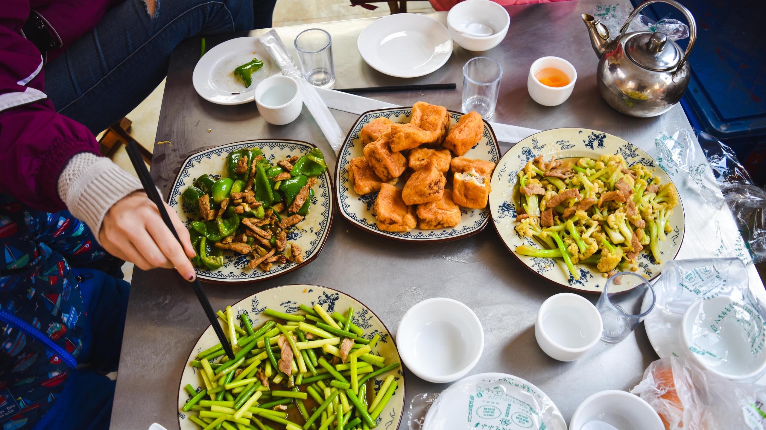 Qingzhou Food