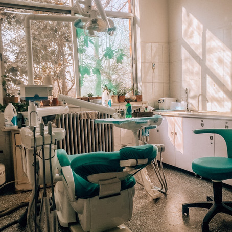 Going to the Dentist in China!