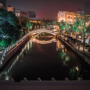 Travel to Jinan, China Vlog pt. 2