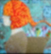 Beddru Art, figurative painting in Saint Germain Des Pres | Stream Art Collections, contemporary Art gallery in Paris