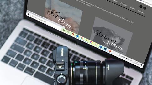 Katie Guy Photography Website