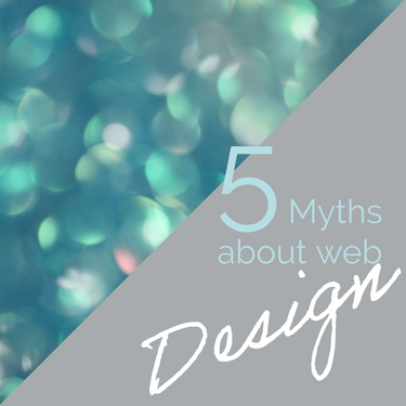 Top 5 Myths about Website Design