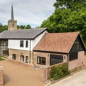 Cottered Barn Conversion