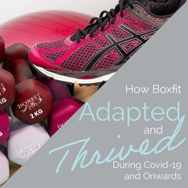 How Boxfit Adapted & Thrived During Covid-19 & Onwards