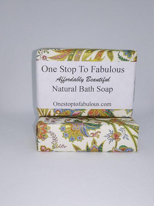 Lemon Natural Bar Bath Soap