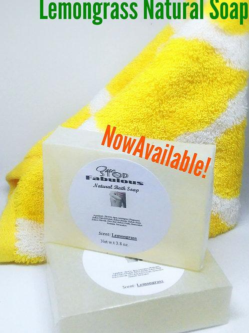Lemongrass Bath Bar Soap