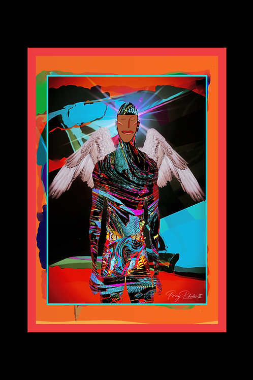 Angel of Color