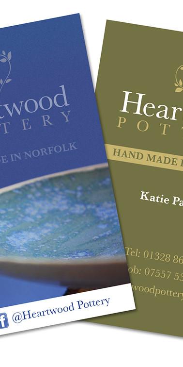 Heartwood Pottery