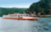 Bild på en kryssningsbåt