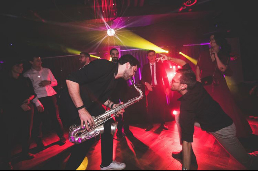 Event Saxophone Player