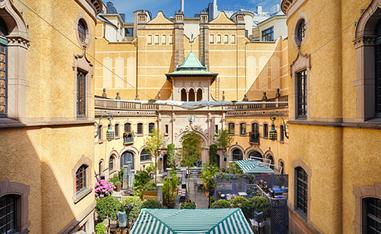 Venetianska innegården