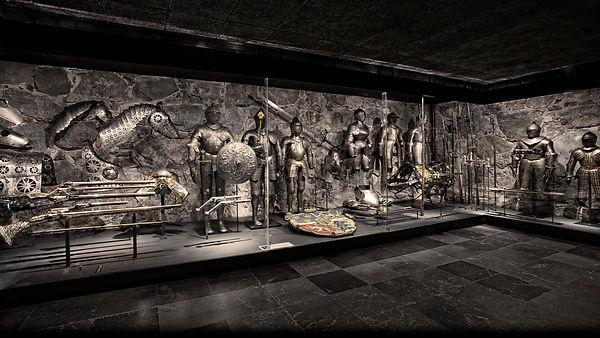 Rustningar från sveriges historia