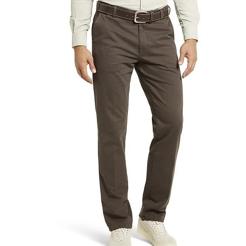 MEYER - Chino En Coton Double-Dyed