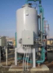 H2S hydrogen suphide removal filter