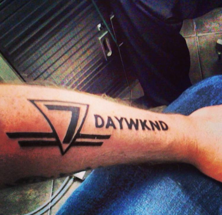 Inked the wknd
