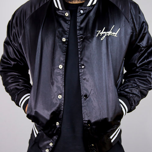 Signature Satin Jacket