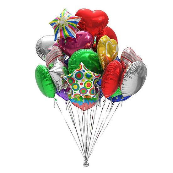 Foil Balloon ADD ON