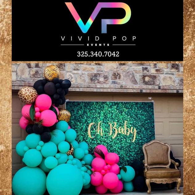 Vivid Pop Events