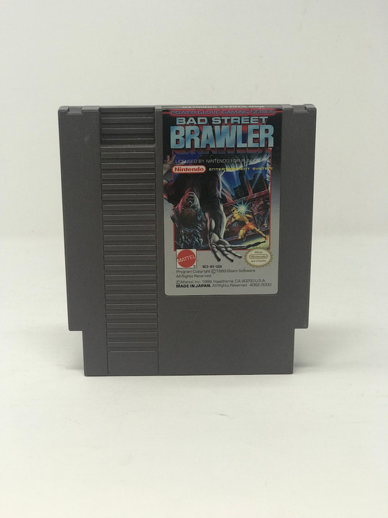 Retro Video Game Of The Day: Bad Street Brawler