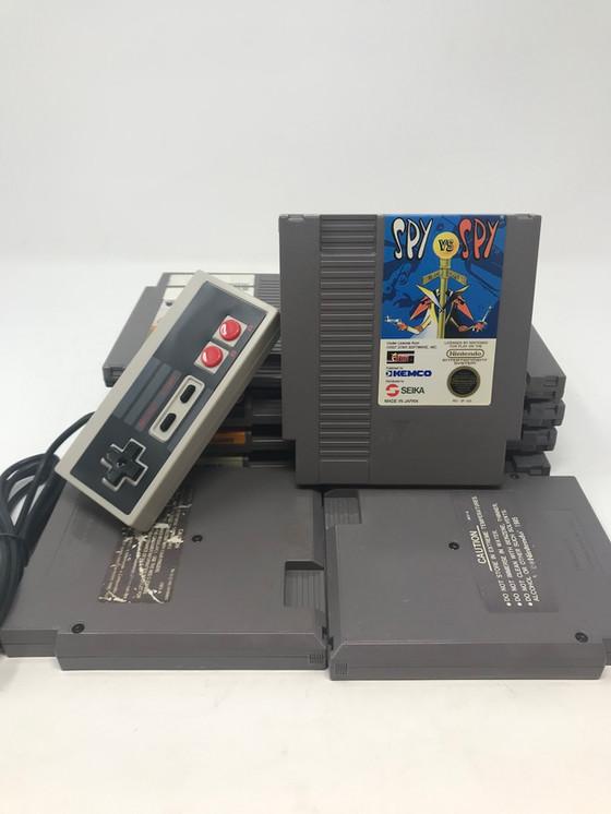 Retro Video Game of the Day: Spy vs. Spy