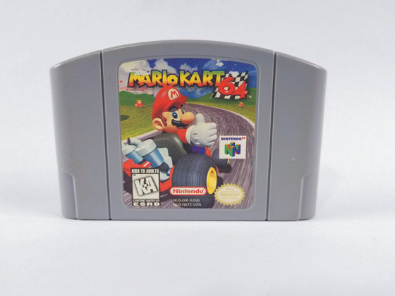 Happy (Belated) Birthday, Mario Kart 64!