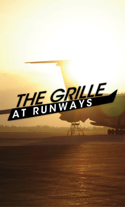 The Grille Menu (Cover)