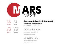 Mars Next Brand Identity