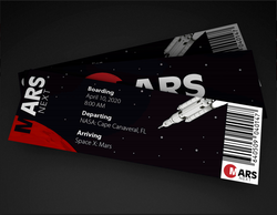 Mars Next Tickets