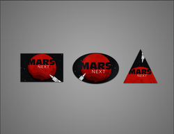 Mars Next Stickers