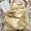 Thumbnail: A pair of crepe de chine silk pillowcases - rose leaves
