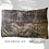 Thumbnail: a pair of nature printed linen pillowcases - eucalyptus leaves