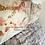 Thumbnail: A Pair of crepe de chine silk pillowcases - eucalyptus leaves