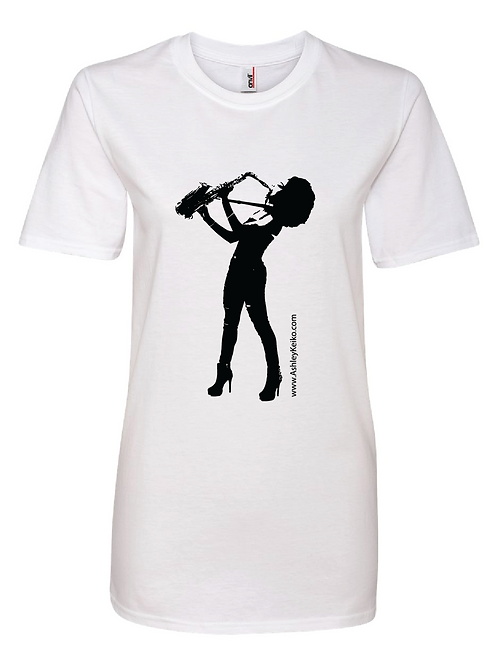 Women's Fitted Ashley Keiko T-Shirt