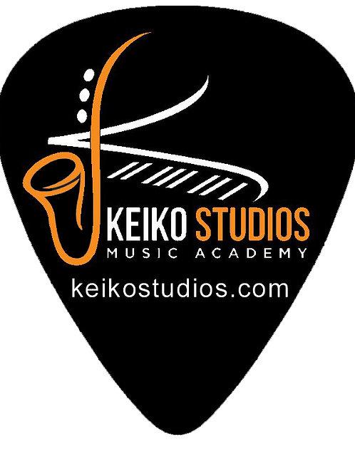 Keiko Studios Guitar Pick