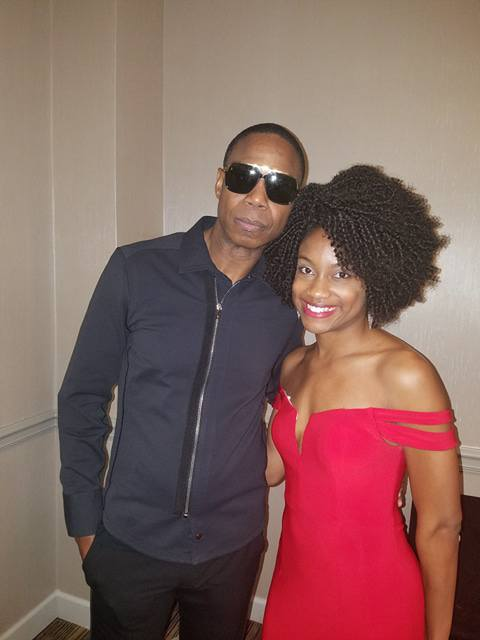 Ashley Keiko & Doug E. Fresh
