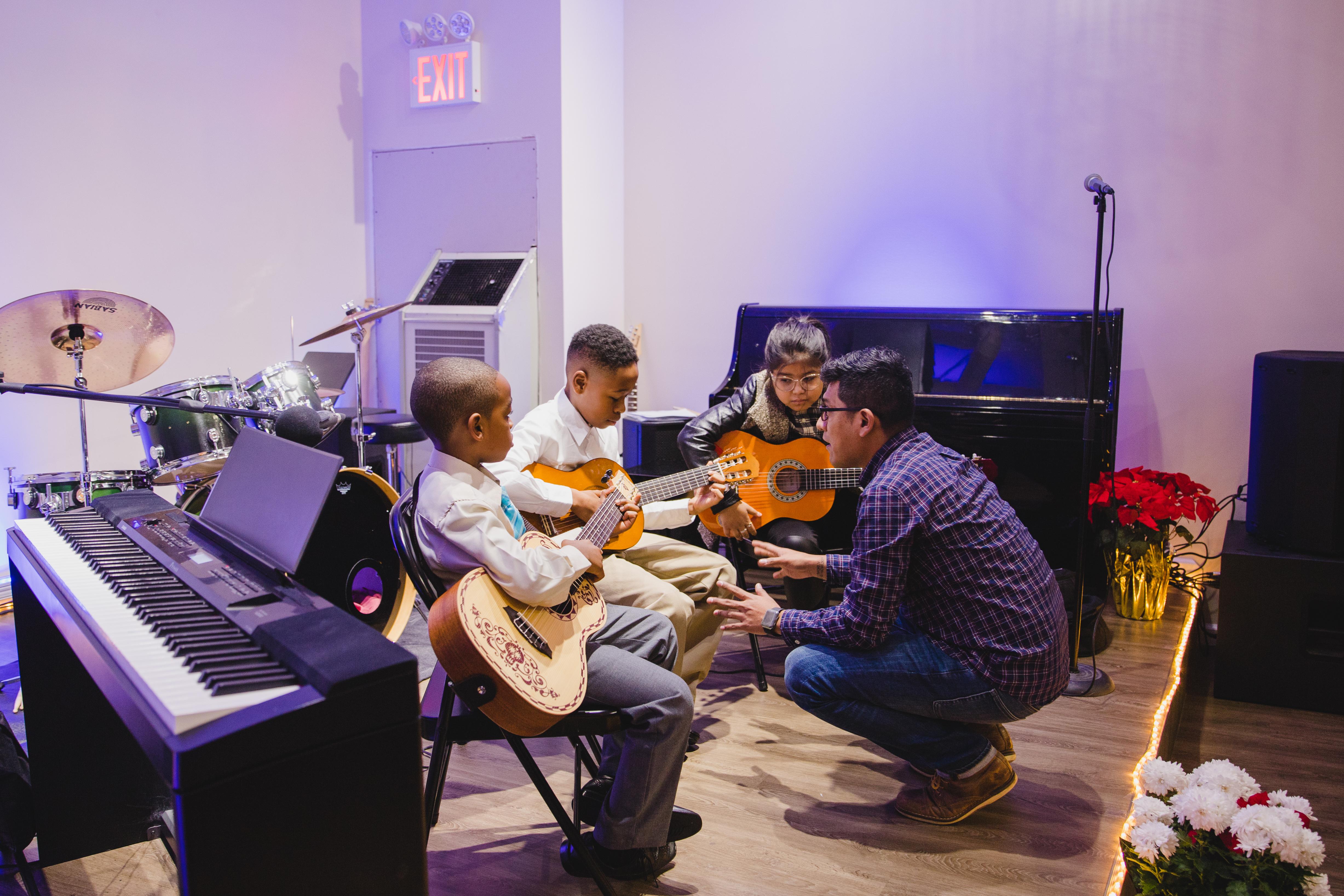 Keiko Studios Guitar Lessons