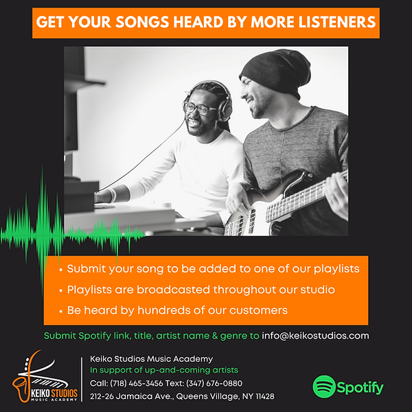 Keiko Studios Spotify Playlists.png