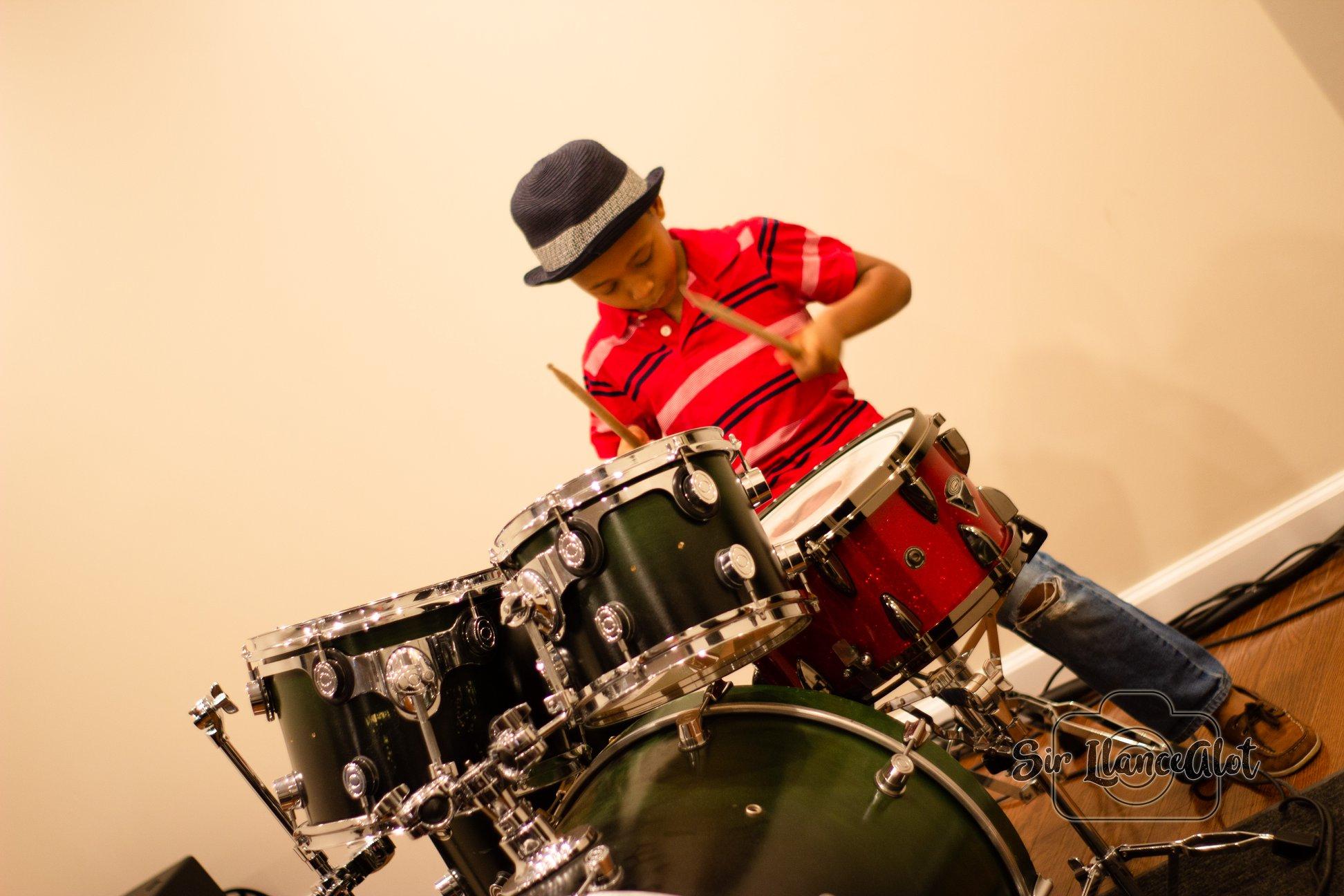 Drum Lessons at Keiko Studios