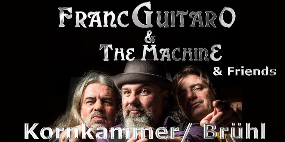 Franc-Guitar-O & The Machine & Friends in der Kornkammer, Brühl