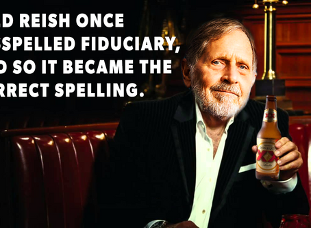 The most interesting ERISA Attorney in the world.