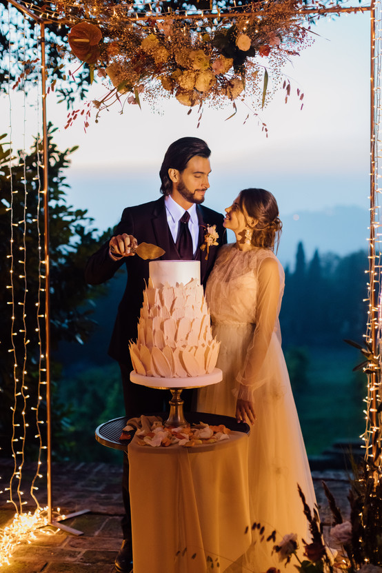 Styled wedding photoshoot in Conventino