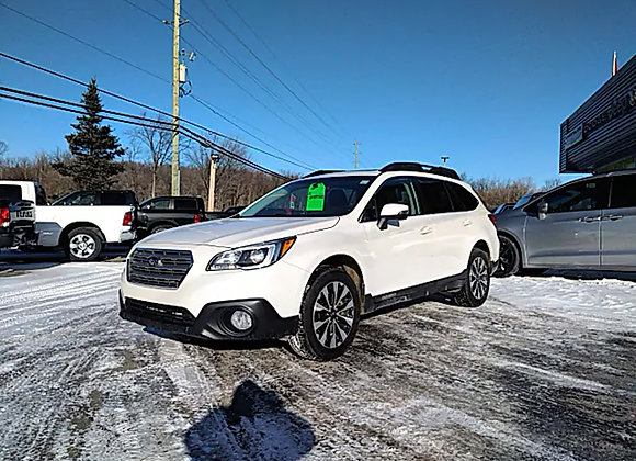2016 Subaru Outback 3.6R Limited Package SUV