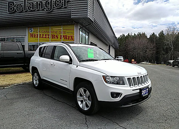 2017 Jeep Compass North High Altitude SUV