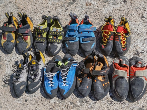 Top 5 Things to Ask Yourself Before You Buy a Pair of Rock Climbing Shoes