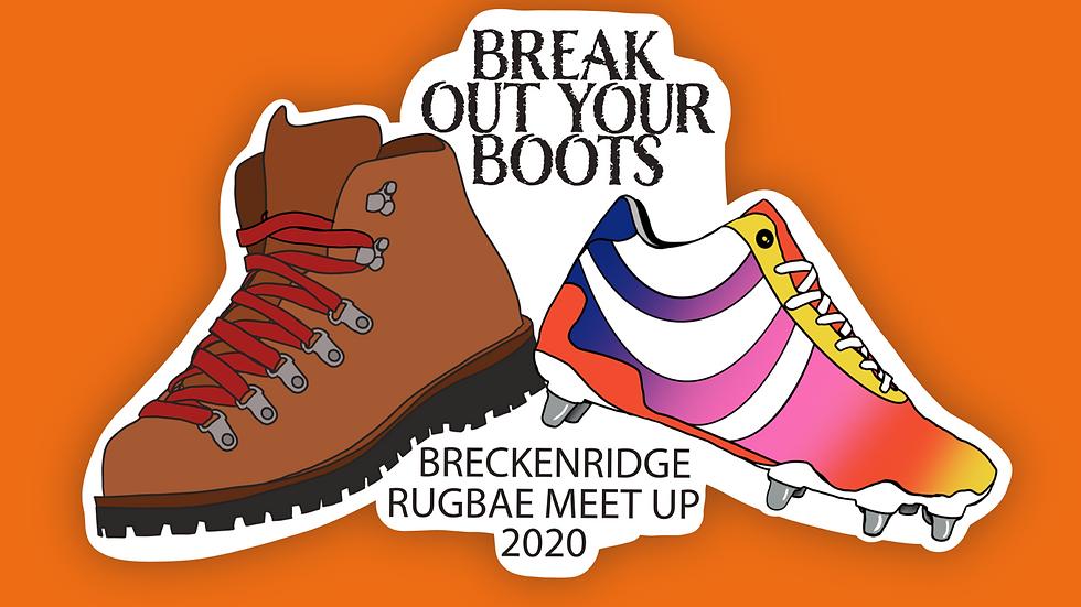 Breckinridge Rugbae Sticker