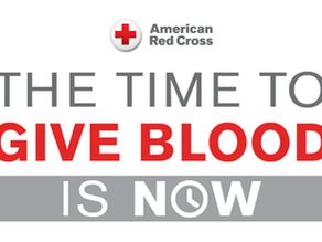 Blood Drive on 4/6/2021