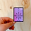 Thumbnail: Tarot Card Stickers - Iridescent/Holographic