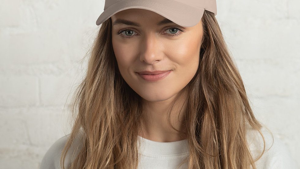Rugby Uprights Dad hat